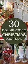 Home Store Decor 30 Dollar Store Christmas Decor Ideas Dollar Stores Decoration