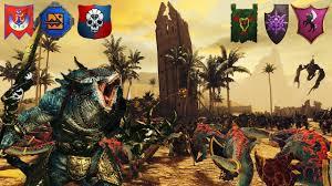 a vs evil wars dessert ultimate battle of vs evil in the ruins of araby total war