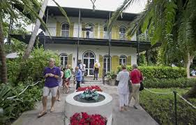 Ernest Hemingway Home Win A Stay In Hemingway U0027s Home In Key West The Seattle Times
