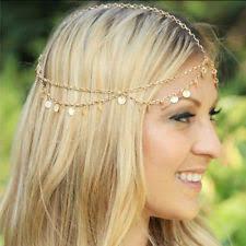 gold headpiece bohemian headpiece hair jewelry ebay