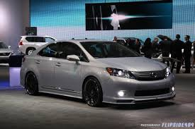 lexus hs hybrid 2010 hs250h by vip auto salon clublexus lexus forum discussion