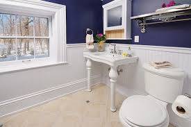 Bright Blue Bathroom Accessories by Blue And White Interiors Living Rooms Kitchens Bedrooms And More
