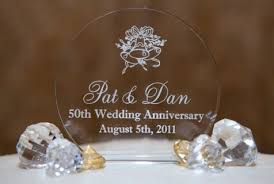 50th wedding anniversary cake toppers cake topper 50th wedding anniversary wedding corners