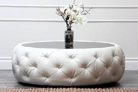 Upholstered Ottoman Coffee Table Upholstered Ottoman Coffee Table Eva Furniture