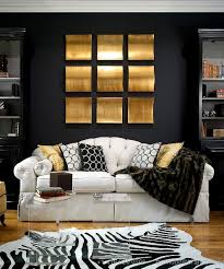 Black And Gold Room Decor Traditional Black And Gold Living Room Decor Living Room Find