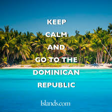 keep calm and go to an island islands
