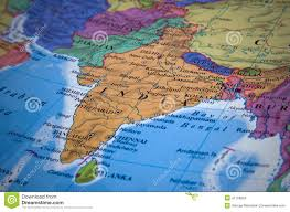 Mumbai India Map by India Map Stock Photo Image 41109924
