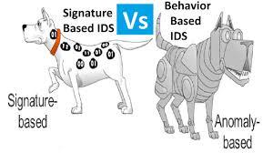 ids signature based ids vs behavior anomaly based ids youtube