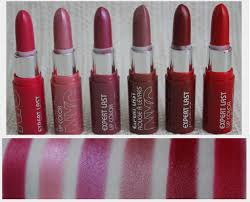 different shades of red lipstick lipstick ideas