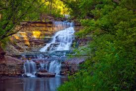 Kansas waterfalls images Top 10 kansas waterfalls jpg