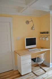 Wall Desk Ikea by Diy Wall Mounted Corner Desk Best Home Furniture Decoration