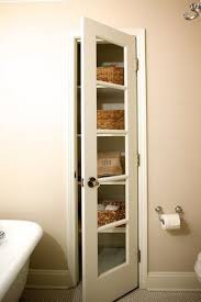 bathroom closet door ideas linen closet transitional bathroom companies