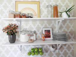 kitchen furniture designs home designs creative open shelving in a bright kitchen