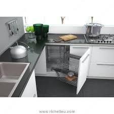 Kitchen Cabinet Corner Solutions Smart Corner Iii Set Right Opening Webkit1211294 Richelieu
