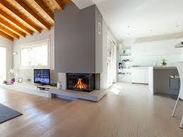 camini angolari moderni fireplace with seat furniture living rooms living