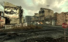 Fallout 3 Map Locations by Games We Love Fallout 3 Entertainment Fuse