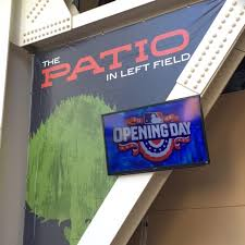 The Patio San Diego The Patio Restaurant Now Open At San Diego Padres Petco Park