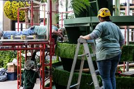 creating a showstopper our living tree longwood gardens
