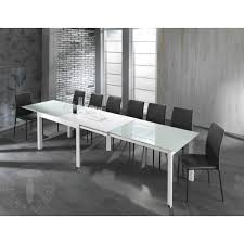tavoli sala da pranzo allungabili tavolo da pranzo allungabile fino a 3 metri moderno con piano in