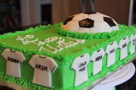 soccer cake serene s kitchen soccer cake