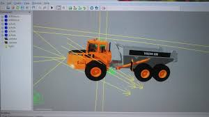 100 volvo dump truck volvo n12 truck with dump box trailers 100 volvo dump truck volvo a40g dump truck 2014 3d model