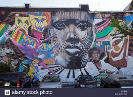 Dance Wall Murals Atlanta Georgia Edgewood Avenue Building Wall Mural African