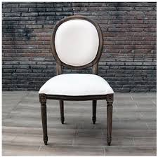 Antique French Armchairs Restoration Hardware Vintage French Round Upholstered Side Chair