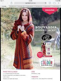 cute jacket pattern crochet patterns galore bouvardia jacket