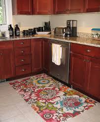 red and grey kitchen rugs creative rugs decoration