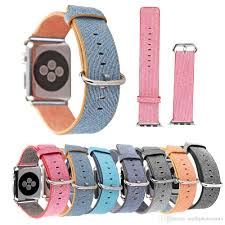 bracelet strap watches images New sports royal woven nylon bracelet strap band for apple watch jpg