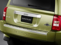 2017 jeep patriot rear 2009 jeep patriot back country concept pictures news research