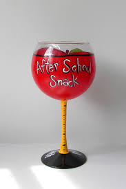 cartoon wine glass cheers 25 unique painted wine glasses ideas on pinterest hand painted