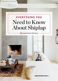 How Do You Pronounce Wainscoting What Is Shiplap Photos Design Ideas U0026 Inspiration Apartment