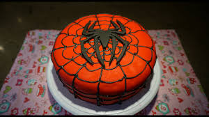 how to make a spiderman cake marvel spiderman cake youtube