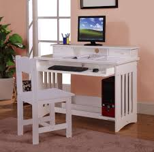 White Writing Desk With Hutch by White Desk With Hutch 79 Awesome Exterior With Deluxe White Wood