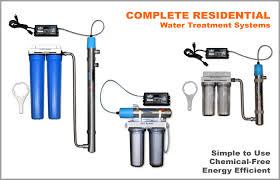 uv light water treatment wyckomar inc uv water purification systems