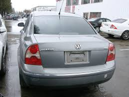 2004 vw passat gls tdi parts car stock 005614