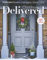 waitrose delivered christmas 2015 brochure