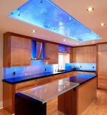 led lights for kitchen remarkable delightful led kitchen ceiling lights intended for new