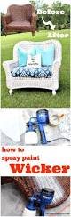best 25 painted wicker furniture ideas on pinterest painted