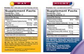 5 Htp Before Bed 5 Htp Stress U0026 Anxiety Day U0026 Night Formula Natrol