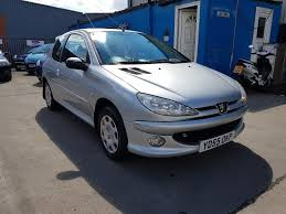 peugeot cars 2006 peugeot 206 2005 for 1 395 00 uk cheap used cars