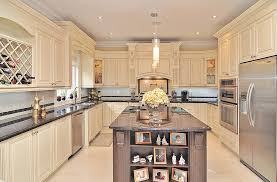 Classic Kitchen Design And Renovation In Richmond Hill - Classic kitchen cabinet