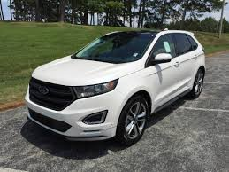 Ford Edge Interior Pictures Test Drive Ford Redesigns The Five Passenger Edge Times Free Press