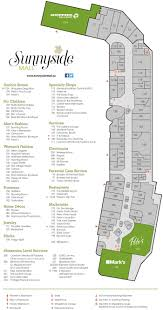 Fashion Show Mall Map Shopping Bedford Sackville Home Fashion Food Sunnyside Mall