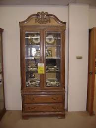 lexington furniture china cabinet lexington furniture cubby cabinet curio cabinet 185 841 new ebay