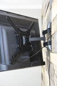 mount vw01e vivo tv wall mount fully articulating vesa stand
