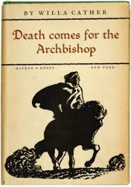 New Mexico Library For The Blind Death Comes For The Archbishop Wikipedia