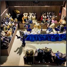 winners thanksgiving hours the winners of the 2017 peeps diorama contest