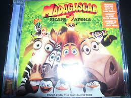 madagascar 2 original soundtrack cd 602517884595 ebay